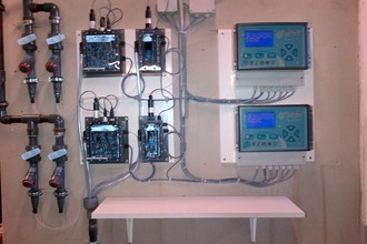 analyseur traitement de l'eau